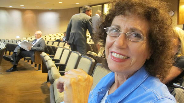 Charlotte Greenbarg, longtime Broward County activist