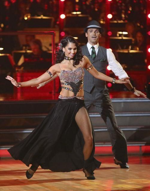 "From former champions to fan favorites, including a celebrity voted in by fans, the All-Star cast along with their professional partners returned to the ballroom on the season premiere of ""Dancing with the Stars: All-Stars."""