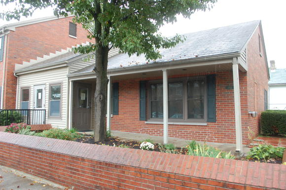 Plans are in the works to relocate the Housing Authority of Danville offices from the current location, above, at 102 McIntyre Circle to a new building at the end of Rosemont Avenue. The current offices were built in the early 1950s and no longer are adequate for the agency.
