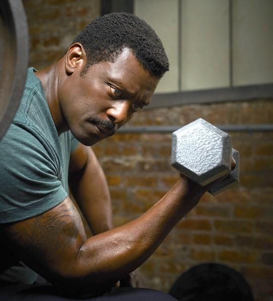 """Actor Eamonn Walker plays Battalion Chief Wallace Boden on NBC's """"Chicago Fire."""""""