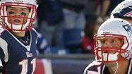 "WR Julian Edelman, and TE Rob ""Gronk"""