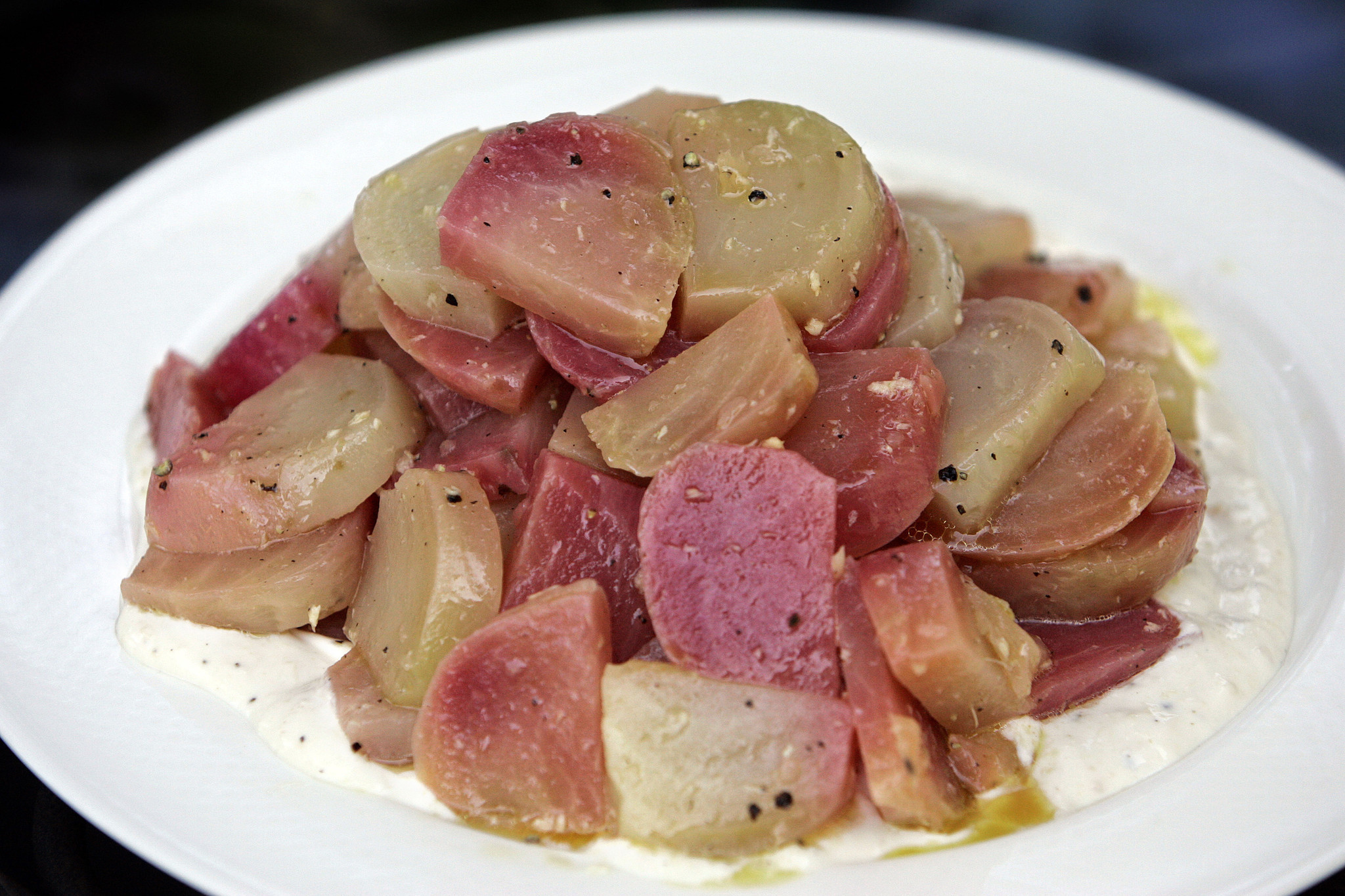 Photos: 97 great Thanksgiving recipes - A different take on beets