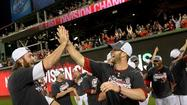 Washington Nationals clinch NL East crown as D.C. celebrates its first first-place baseball team since 1933