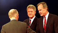 Bush vs. Clinton vs. Perot