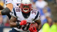 Brandon Bolden, RB, Patriots