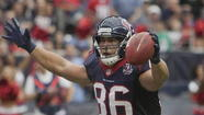 James Casey, TE, Texans