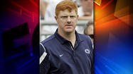 Former Penn State assistant football coach Mike McQueary is looking to gain from a newly filed $4 million lawsuit against the school. The 37-year-old says he was fired because of his cooperation with authorities in the Jerry Sandusky sex abuse investigation.
