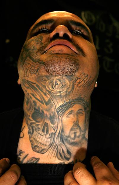 O c ink tattoo show in costa mesa la times for Orange county tattoo