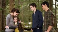 Bella, Renesmee, Edward and Jacob