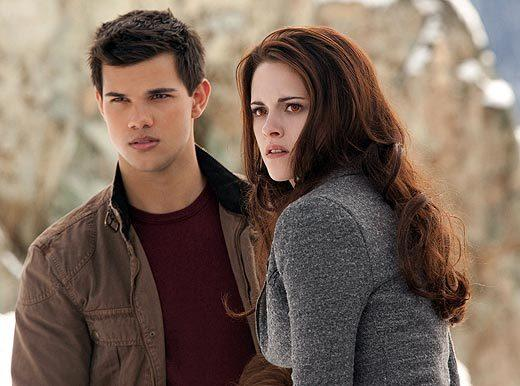 'The Twilight Saga: Breaking Dawn - Part 2' pictures: Jacob and Bella