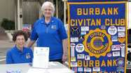 The Burbank Civitan Club is seeking more men and women to help with its charitable projects.