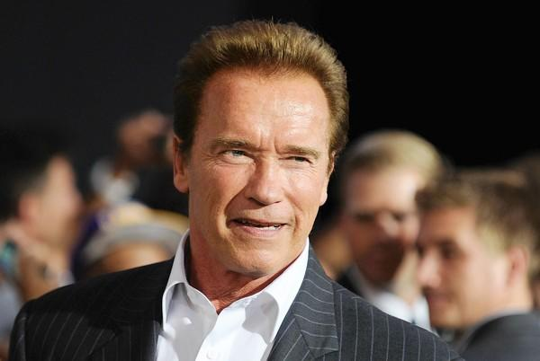 "In a ""60 Minutes"" interview, Arnold Schwarzenegger said he attributes some of his success to being a secretive person."