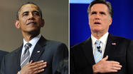 There are two ways that Wednesday's debate between President Obama and his Republican challenger, Mitt Romney, could change the course of the presidential campaign.