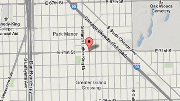 2 shot in Park Manor neighborhood on South Side
