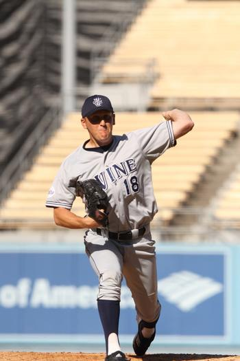 Pitcher Mark Trentacosta is not eligible to pitch for UC Irvine this season.