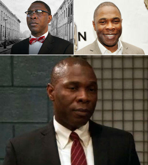 "<b>Where you've seen him before:</b> As eerily calm hit man Brother Mouzone on ""The Wire"" and in three episodes of ""Damages"" Season 3 as Horatio Emanuel.<br/><br/> <b>Where you saw him again:</b> On the Season 14 premiere of ""SVU,"" as the Internal Affairs investigator looking into the shooting of Brian Cassidy (Dean Winters)."