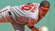 Showalter tabs Chris Tillman to start pivotal regular season finale
