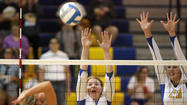 Photo Gallery: Tuesday night volleyball 10/2