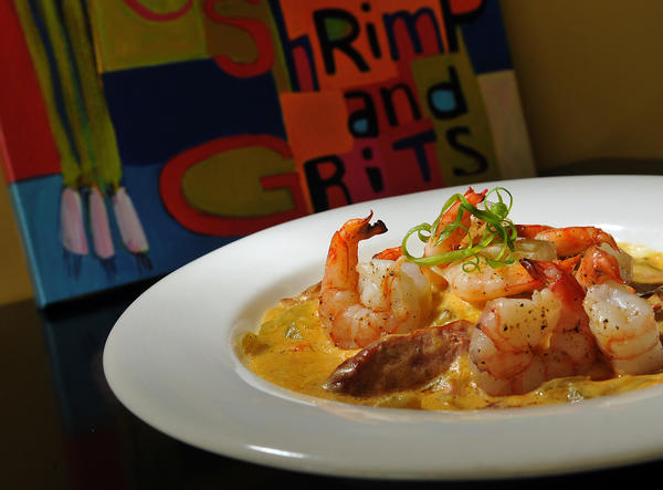 Once the breakfast for humble fishermen, shrimp and grits has become a ...