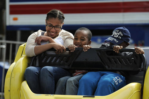 "The Berlin Fair, at the fairgrounds off Beckley Road, features rides and games, Xtreme Team Bullriders, a Lucky Bob comedy show, a pie-eating contest and musical entertainment throughout the weekend. Hours: Friday from 11 a.m. to 10 p.m.; Saturday from 9 a.m. to 10 p.m.; and Sunday from 9 a.m. to 7 p.m. Admission: $12, adults; $8, seniors; children 11 and under, free. Information: <a href=""http://ctberlinfair.com/wp/""> www.ctberlinfair.com.</a>"
