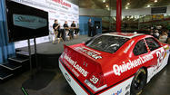 Stewart-Haas Racing announced some much-needed sponsorship Tuesday when Quicken Loans said it will double its commitment to Ryan Newman.