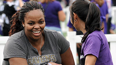 'A Purple Evening' event for Ravens' female fans rescheduled