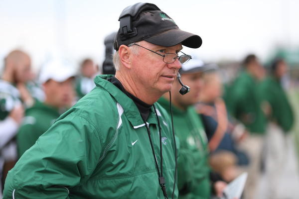Coach Dennis Miller left Northen State in 1997 to start a football program at Wisconsin Lutheran College in Milwaukee where he still coaches.