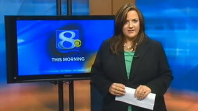 Wisconsin Reporter Responds On-Air to Viewer Who Called Her Fat