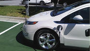 According to the Department of Motor Vehicles, there are only about 100 battery electric vehicles registered in Connecticut, and maybe 40 charging stations. It's a start.
