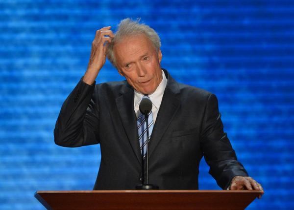 Clint Eastwood cameo!