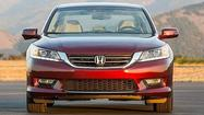 The 2013 Honda Accord