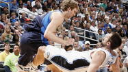 NBA announces its anti-flopping rules
