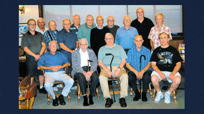 Somerset Post Office retirees