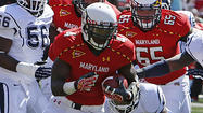 Maryland is fortunate to have tailback depth.