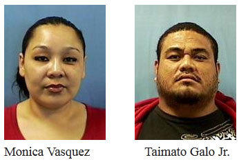 Police Search for Vasquez and Galo