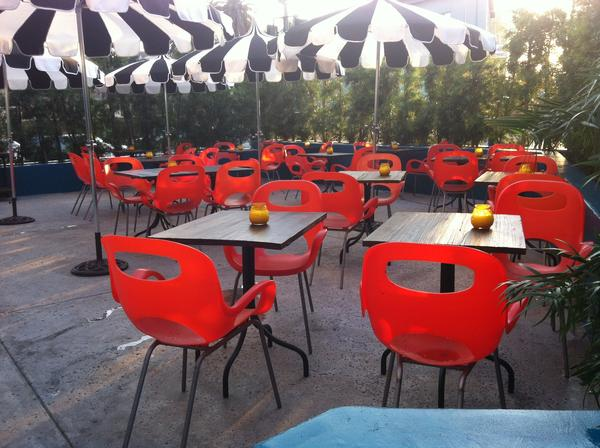 Echo Park diner the Brite Spot has a new patio and a new menu by chef Darby Aldaco.