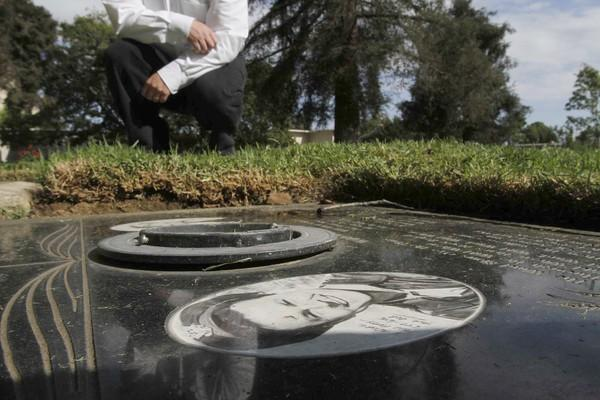 Bob Crane, whose 1978 murder remains unsolved, was originally interred in Chatsworth, Calif., before being exhumed and moved to Westwood Memorial in 1999.