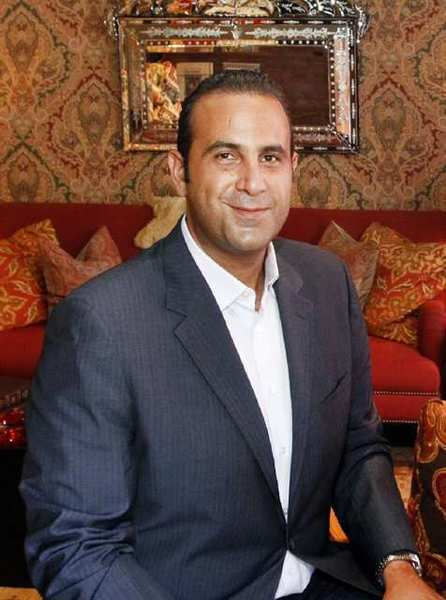 Sam Nazarian has signed a deal to take his Katsuya restaurant brand to the Middle East and beyond.