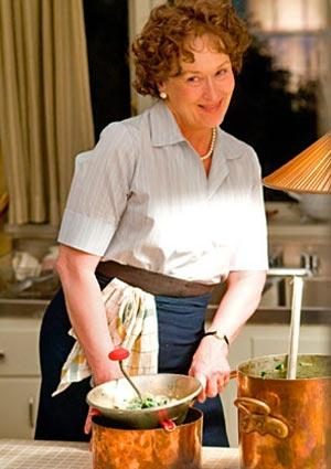 "Meryl Streep in ""Julie & Julia"""