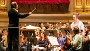 Strike in rearview mirror as CSO starts New York tour