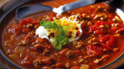 Fight Winter Chills With Chili