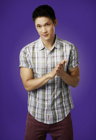 'Glee' Season 4 pictures: Harry Shum Jr.