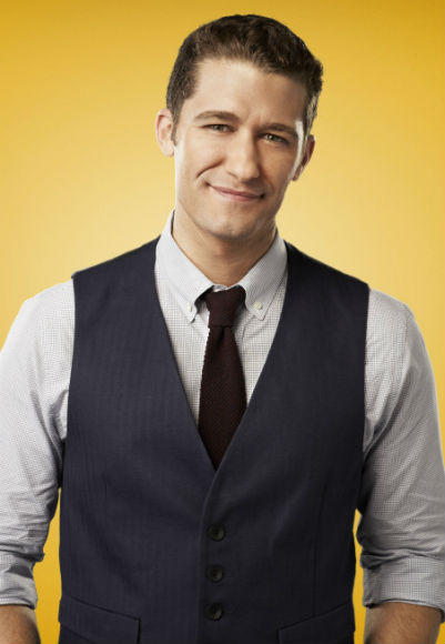 'Glee' Season 4 pictures: Matthew Morrison