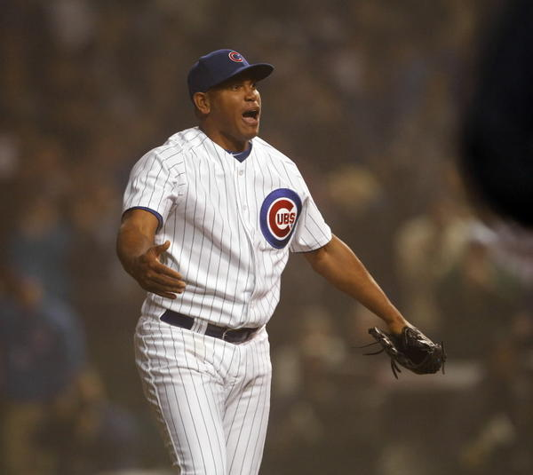Sure, Carlos Marmol saved 20 games in 23 chances, though the Cubs expected more from a guy who made more than $7 million this season. Walking 45 hitters in 54 1/3 innings isn't going to cut it, either.