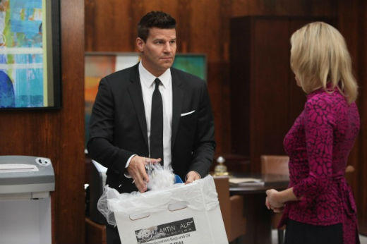 'Bones' Season 8 pictures: Episode 2, The Partners in the Divorce