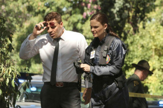 'Bones' Season 8 pictures: Episode 4, The Tiger in the Tale