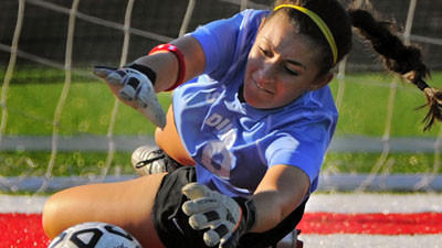 Archbishop Spalding shuts out Mercy in girls soccer