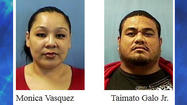 On Wednesday afternoon, Anchorage police arrested the parents of a 3-day-old boy after they fled from the Alaska Native Medical Center with their child when social workers tried to check on the baby.