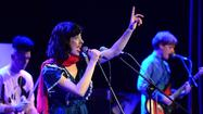 "An experienced presence in her native New Zealand, Kimbra bent American ears -- and quite a few of them -- earlier this year as the female voice on Gotye's Hot 100-topping ""Somebody That I Used to Know."" But that acoustic quirk-pop hit only hints at a bit of what Kimbra does on ""Vows,"" her appealingly scattershot solo debut. It flits from jazzy electro-pop to muscular art rock to one tune that sounds like it was written for TLC's ""CrazySexyCool."" Pop & Hiss caught up with the 22-year-old singer-songwriter at a Studio City cafe ahead of her shows Wednesday and Thursday at the Fonda Theatre."