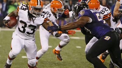 Ravens run defense will face considerable test in Chiefs' Jamaa…